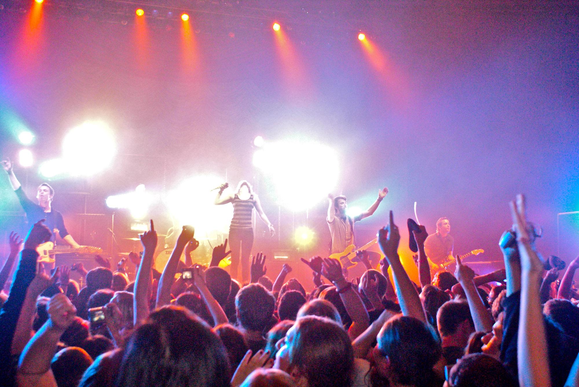 Musik konsert
