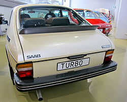 Gammal Saab